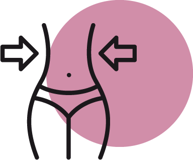 pictogramme corps femme